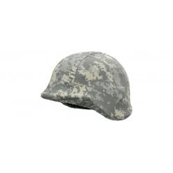 Capa para capacete tático ACU 65% poliéster 35% algodão