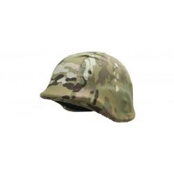Capa de capacete tático Camo 65% poliéster 35% algodão