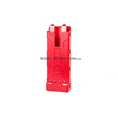 Black River Shot Gun Shell Magazine Red