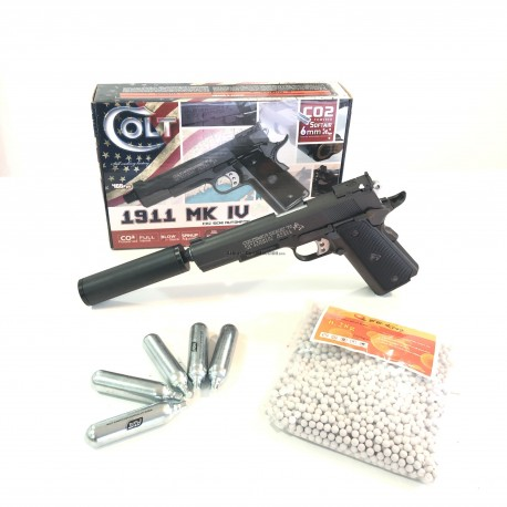 Pack Colt MK IV