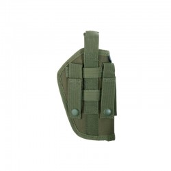 Ambidextrous OD holster for molle Delta Tactics