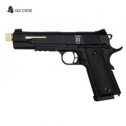 Secutor Rudis Gold Pistols 6MM CO2