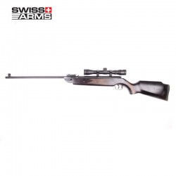 Carabina 4,5MM Modelo XT32 Swiss Arms Break Barrel