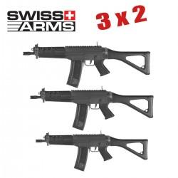 3X2 SWISS ARMS SIG 552 Commando