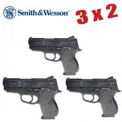 Smith & Wesson Chief Special CS45 Black spring pistol