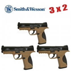 Smith & Wesson M&P 40 TAN Spring