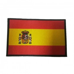 Clawgear flag patch Spain