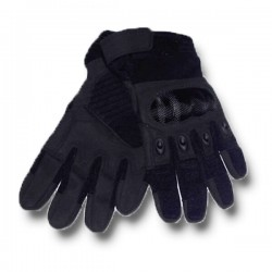 Airsoft Protective Gloves KEVLAR Knuckles Reinforcements Black