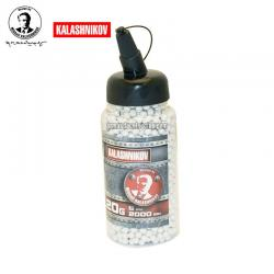 0,20 g - 6mm - Kalashnikov 2000 shots/bottle