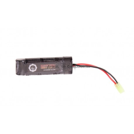 Baería NI-MH 8.4V 1600MAH Duel Code
