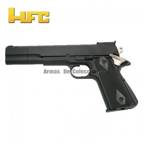 HFC HG 124 Pistola Muelle Negra