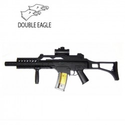 Fusil Double Eagle Tipo H&K G36K