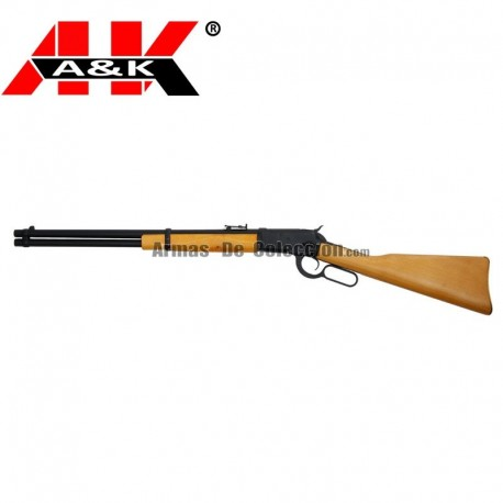 Rifle Gas TIPO WINCHESTER 1892 A&K