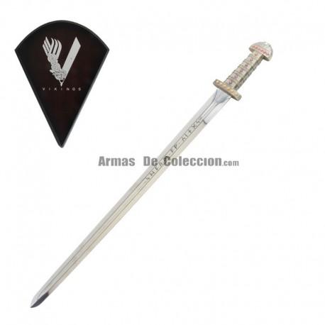 Vikingos - Espada de Reyes - Radnar y BBjorn Lodbrok