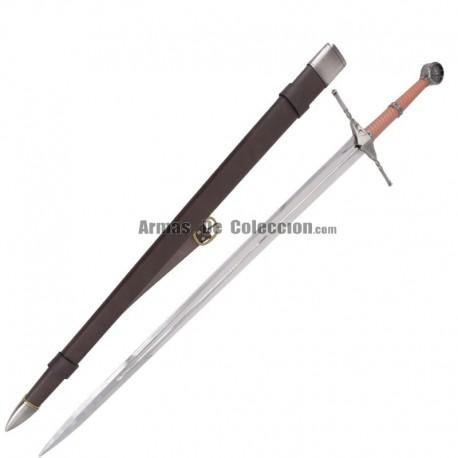 The Witcher 3: Wild Hunt Geralt Of Rivia Steel Sword