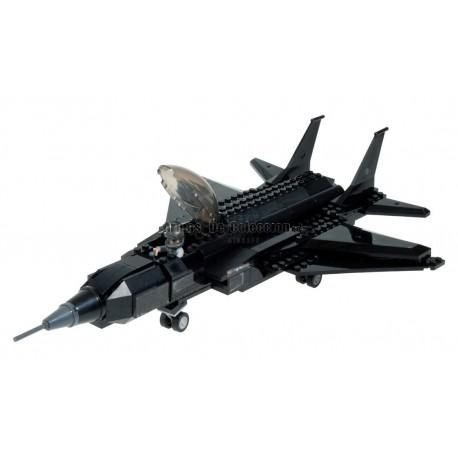 BRICK CONSTRUCCÓN CAZA DE COMBATE F-35 252 PCS COMPATIBLE LEGO