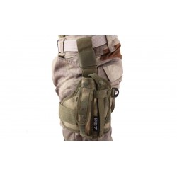 Universal Leg Compac Left Handed Holster FG