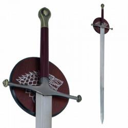 Juego de Tronos: Espada Hielo (Ice) de Ned Stark. Versión serie.