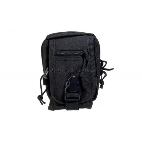 POUCH MULTIPROPOSITO NEGRO S