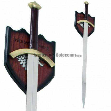 Juego de Tronos: Espada de Rob Stark