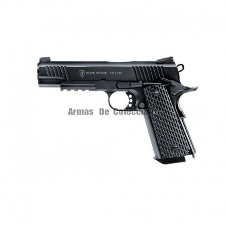 Elite Force 1911 Tac Pistola 6mm CO2 M6 1.4J