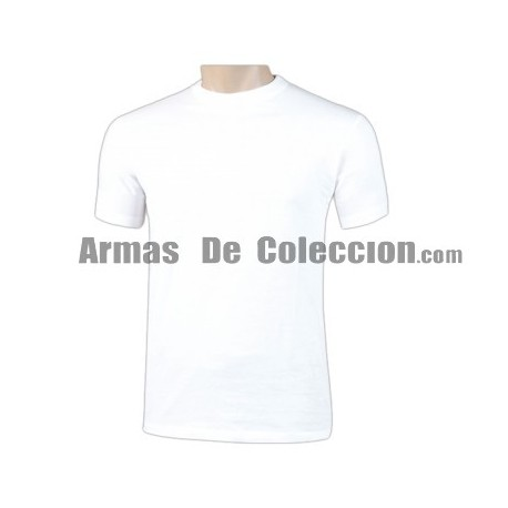 CAMISETA LISA BLANCO