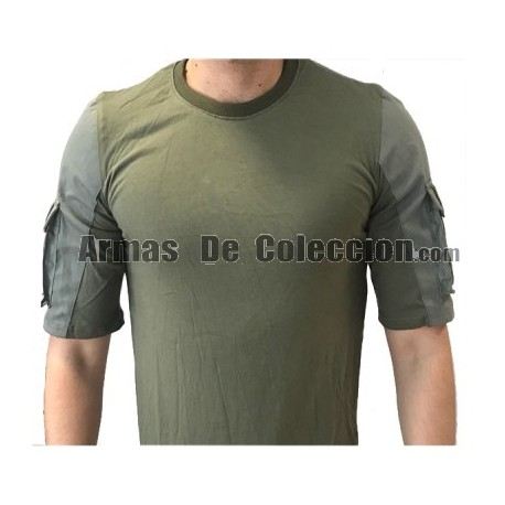CAMISETA IMMORTAL WARRIOR VERDE