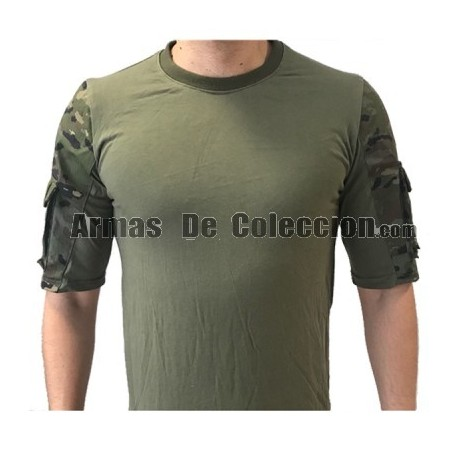CAMISETA IMMORTAL WARRIOR URBAN PIX.BOSCOSO
