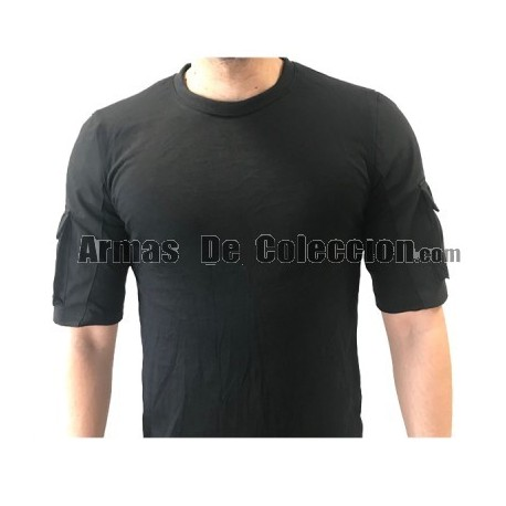 CAMISETA IMMORTAL WARRIOR NEGRO