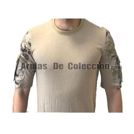 CAMISETA IMMORTAL WARRIOR URBAN PIX.ARIDO