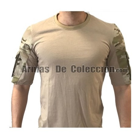 CAMISETA IMMORTAL WARRIOR MULTICAM ARIDO