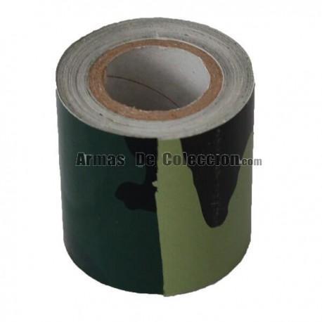 CINTA AMERICANA PVC 5cm CAMO