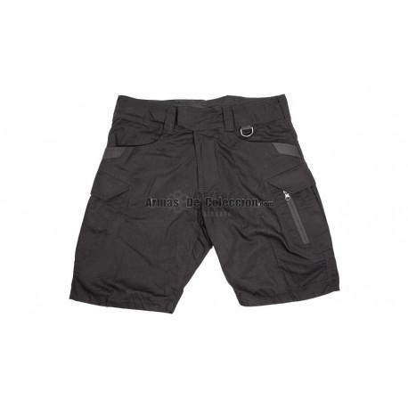 Pantalon Short Tactico Negro