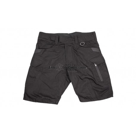 Pantalon Short Tactico Negro