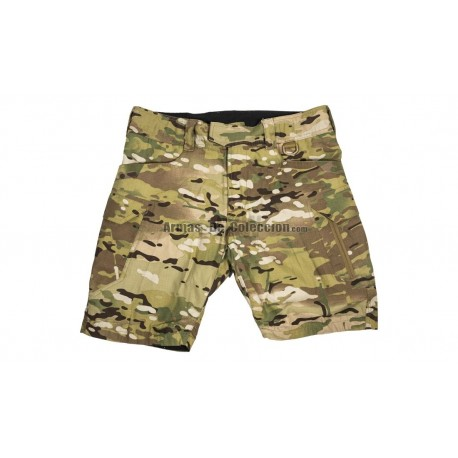 Pantalon Short Tactico Multicam