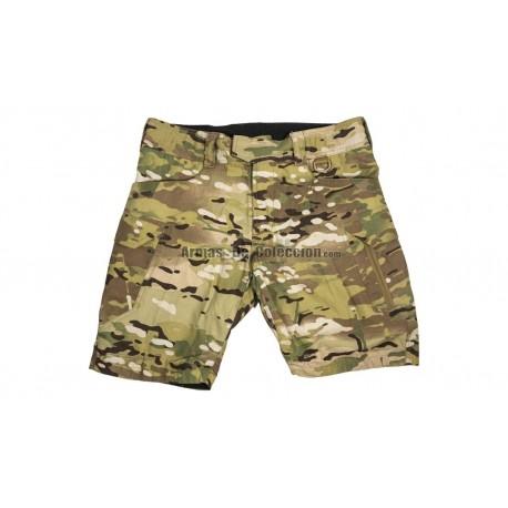 Pantalon Short Tactico Multicam