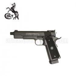 COLT 1911 MK IV Pistola 6mm Full Metal Blow Back CO2