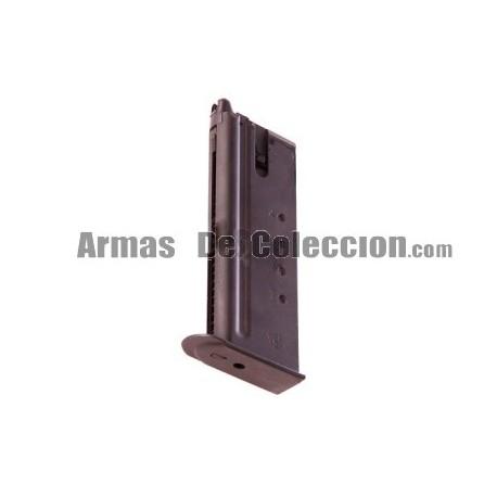 Caragador Pistola Marui Desert Eagle 50AE Negro