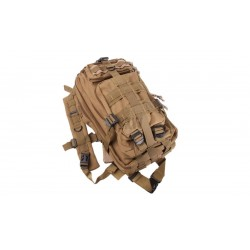 Combat Tan Backpack
