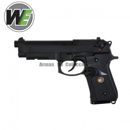 M9A1 Pistola GBB WE-M008-BK